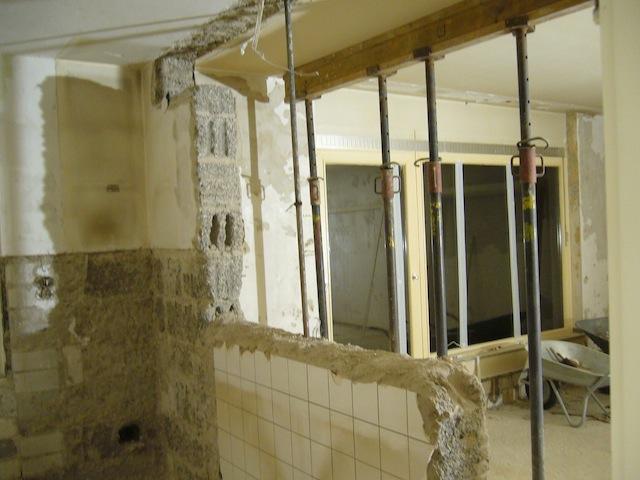 umbau küche ins wohnzimmer:Umbau – Das Stübbenhaus