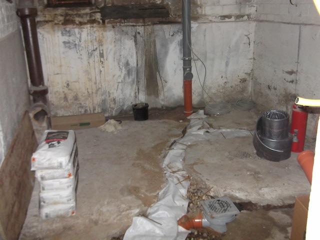 post tagged drainage das st bbenhaus. Black Bedroom Furniture Sets. Home Design Ideas