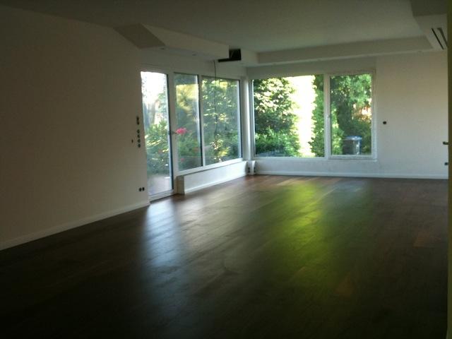 umbau küche wohnzimmer: Umbau – Bohnern Holz Ölen Parkett Tür Wohnzimmer Zarge – Das