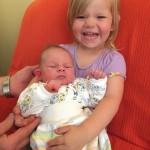 Große Schwester, kleiner Bruder